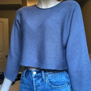 The group babaton cropped sweater